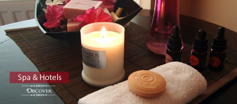 candles for Spa and hotels