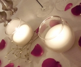 Soy wax event candles