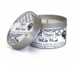 White Musk Soy Candle