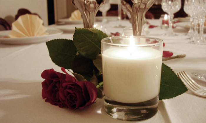 wedding candles for events